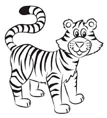 6 trace the final lines how to draw a tiger howstuffworks