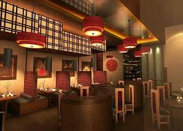 Best ASIAN RESTAURANT DESIGNS Images On Pinterest Restaurant - Chinese style interior design