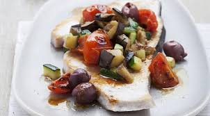 cuisine espadon recette de poisson espadon aux légumes recette facile