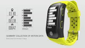 bracelet gps tracker images Colmi s908 bluetooth gps tracker wristband ip68 waterproof smart jpg