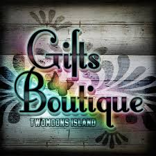 new gifts boutique twomoons island miasnow in second
