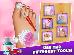 princess foot spa salon free android apps on google play