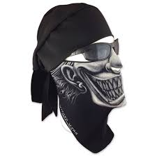 cool masks wear clown x tremely cool weather half mask 712 332 j p
