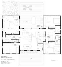 h shaped container home plan house planes pinterest bath