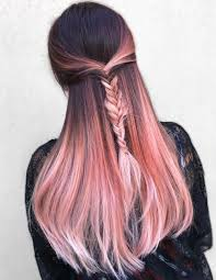 hair colours 20 rose gold hair color ideas tips how to dye