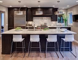 dark cabinets light granite kitchen traditional with beige granite