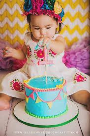 arianna u0027s fiesta cake smash iliasis muniz photography