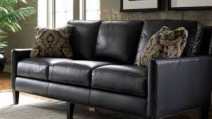 Thomasville Ashby Sofa by Thomasville Metro Leather Sofa Centerfieldbar Com