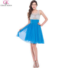 aliexpress com buy grace karin cocktail dresses sleeveless pink
