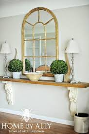 Entry Console Table With Mirror Console Tables Entry Console Table With Mirror Ideas Entryway