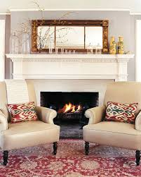 Fireplace Cover Up How To Start A Fire And Other Fireplace Basics Martha Stewart
