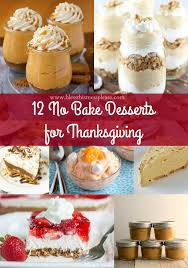 12 no bake dessert recipes for thanksgiving bless this mess