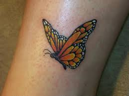hd badass butterfly tattoos design idea for and