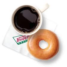 yule to log on to see this from krispy kreme doughnuts