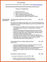 targeted resume template targeted resume moa format