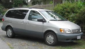 audi minivan 2001 toyota sienna information and photos zombiedrive