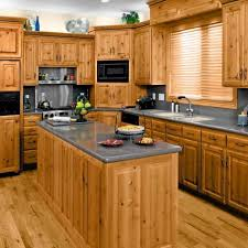 Kitchen Interior Pictures Fascinating Solid Pine Kitchen Cabinets Wood Design Ideas