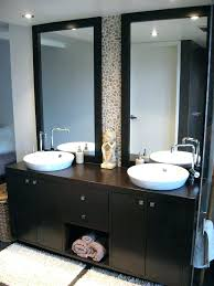 Bathroom Mirrors With Storage Ideas Vanity Mirror Bathroom Mirrors Amusing Regarding Idea