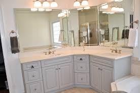 chalk painted bathroom vanity u2014 jessica color perfect selection