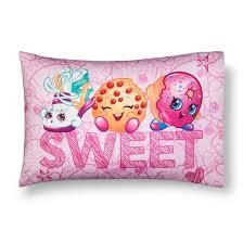 shopkins pink pillow cases standard target