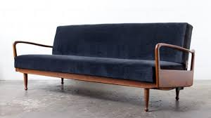 Mid Century Modern Sofa Bed Mesmerizing Mid Century Sofa Bed Modern Drk Architects Salevbags