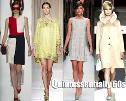 newest fashion styles for woman in their 60s spring 2013 new york fashion week quintessential 60s