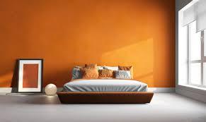 Schlafzimmer Farbgestaltung Schlafzimmer Braune Wand Grafffit Com