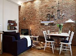 brick wall apartment good brick wall apartment interior design ideas 94 for family home