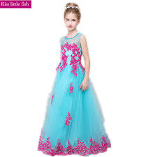 pageant dresses for free shipping original design kids beauty pageant dresses