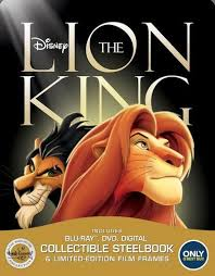 blu rays black friday deals best buy the lion king the walt disney signature collection steelbook