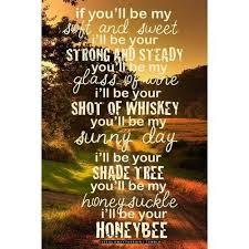 printable lyrics honey bee blake shelton 16 best song lyrics 3 images on pinterest lyrics music lyrics and