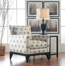awesome accent chair with wooden arms on stunning barstools and