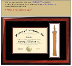 graduation frames with tassel holder graduation tassel holder diploma frames college degree framing top mat
