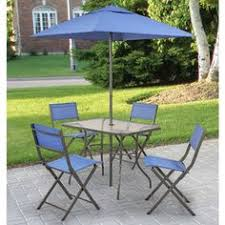 Shopko Outdoor Furniture by Patio Furniture Park View 6 Piece Folding Patio Dining Set