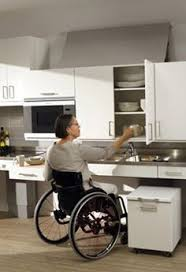 cuisine adapt handicap freedom kitchen cabinet shelf lifts for wheelchair accessibility