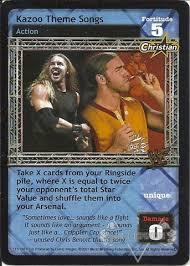 unforgiven theme song kazoo theme songs wwe raw deal superstars christian velacards