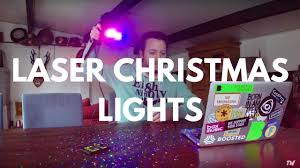 laser christmas lights review brightest outdoor moving laser