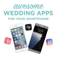 wedding apps the best new wedding apps to help you plan your wedding the