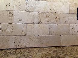 tumbled marble kitchen backsplash tumbled marble backsplash sanded or unsanded grout ceramic