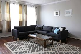 Living Room L Shaped Sofa Mimalist Living Room With L Shaped Sofa Placement Pictures