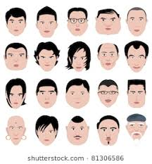 hhort haircut sketches for man short hair man images stock photos vectors shutterstock