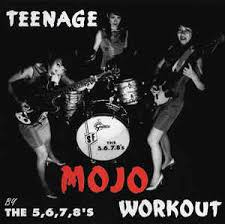 5 by 7 photo album the 5 6 7 8 s mojo workout cd album at discogs