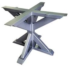 metal dining room tables trestle metal table base traditional transitional dining room