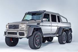 six wheel mercedes suv bullet proof mercedes g63 amg 6 6 from armoring 1 35
