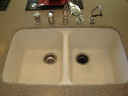 Acrylic Kitchen Sink by Good Solid Surface Kitchen Sink 1 Acrylic Kitchen Sinks