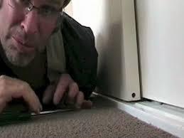 How To Open A Locked Bathroom Door How To Unlock A Bathroom Bedroom Door Under 5 Seconds Video