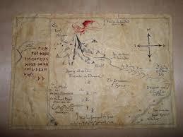 The Hobbit Map Map Of Erebor From The Hobbit By Vighmarti On Deviantart