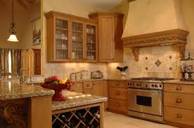 furniture cozy omicron granite with travertine tile backsplash