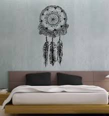 chambre n ative catcher vinyl wall decal sticker indian