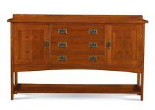 Mission Oak Dining Chairs Oak Arts U0026 Crafts Mission Style Dining Furniture Sets Ebay